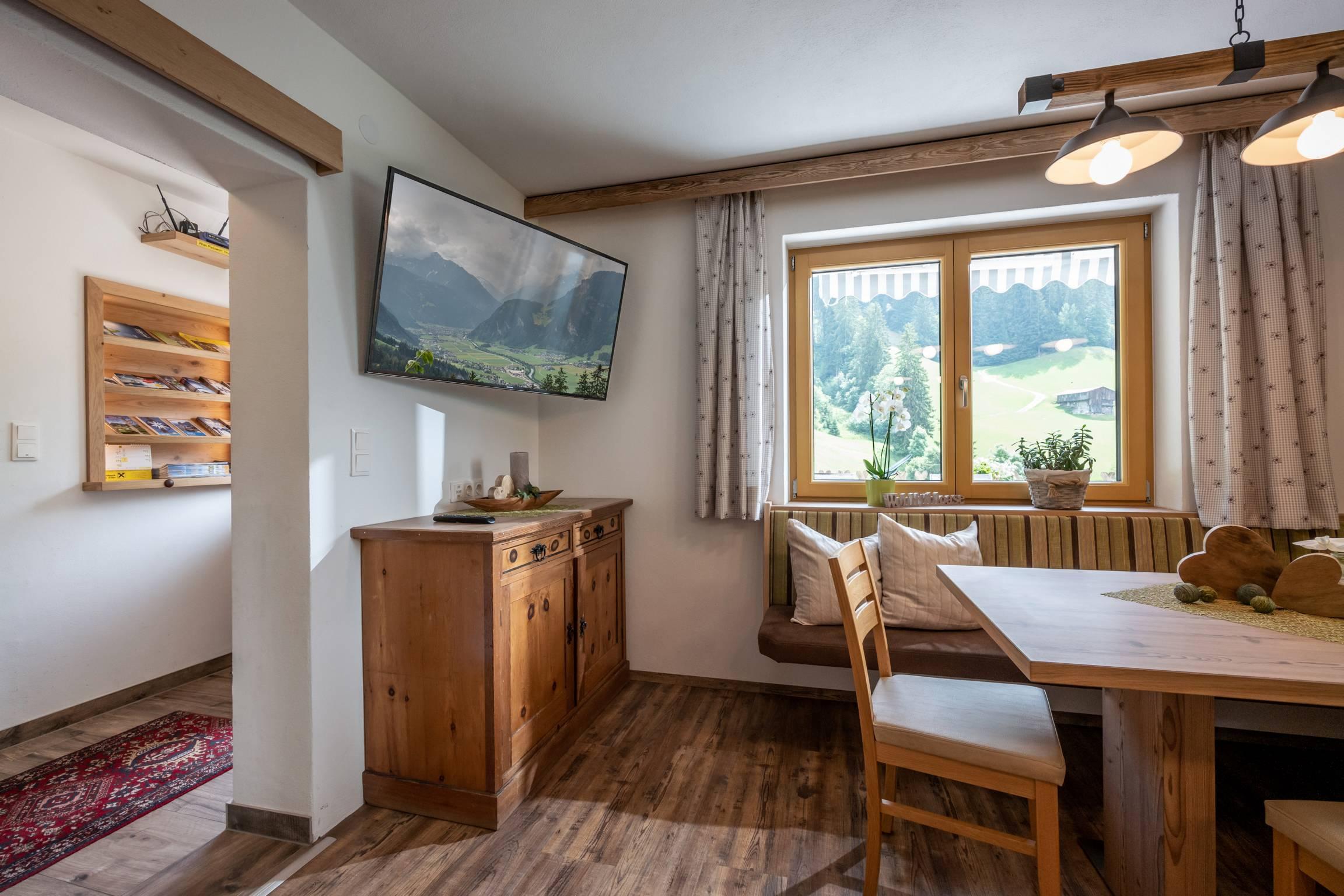 Saibatenhof am Hainzenberg im Zillertal